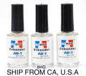 10ml Eyelash Glue Remover Liquid Debonder 3PCS